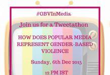 Tweetchat: How Does Popular Media Represent Gender-based Violence?