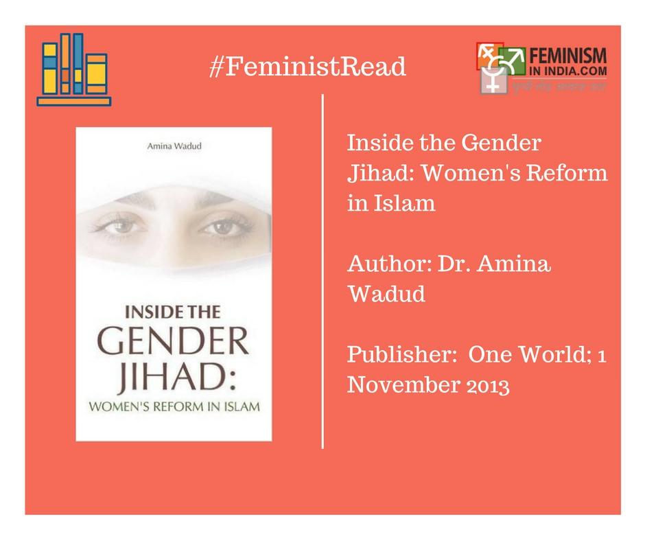 Inside the Gender Jihad by Dr. Amina Wadud