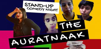 The Auratnaak Comedy Show: Pakistani Women Roast Patriarchy On Stage
