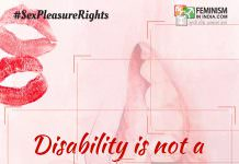 #SexPleasureRights: Disability Is Not A Constraint To Sexuality [Artwork]