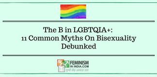 The B In LGBTQIA+: 11 Common Myths On Bisexuality Debunked