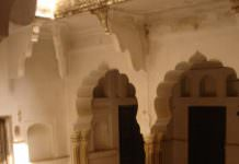 Navigating And Re-writing The Gendered Space In A Haveli