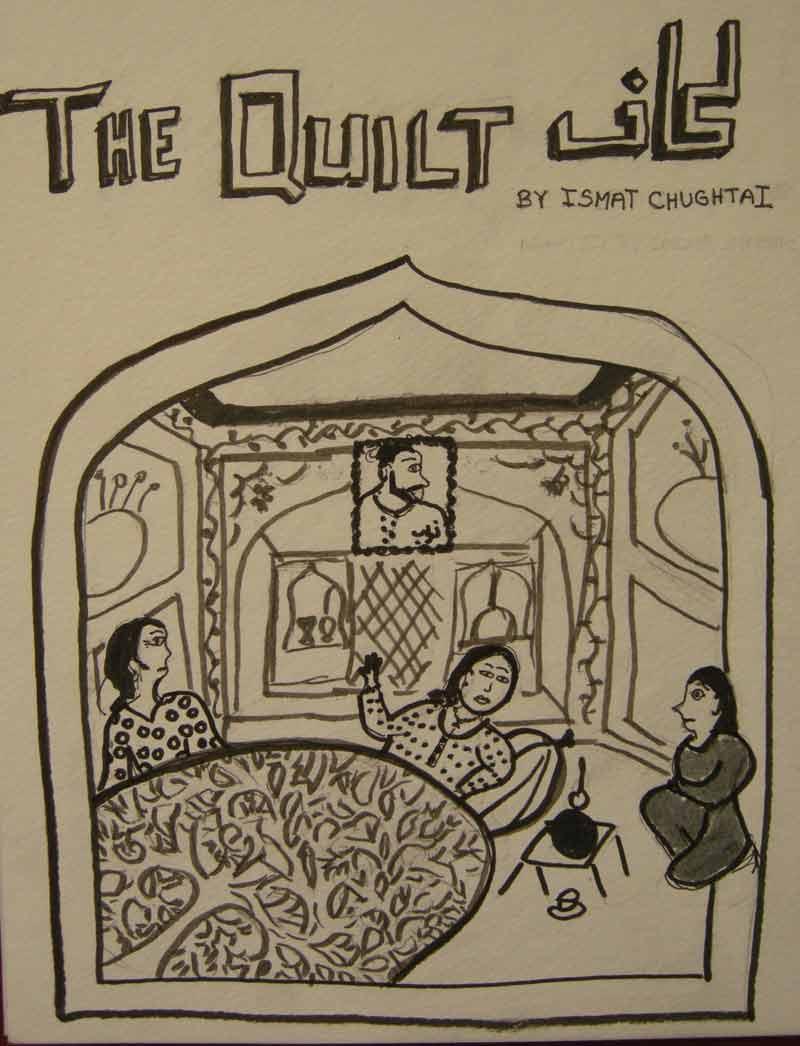 Lihaaf - Ismat Chughtai - Indian Muslim Feminists