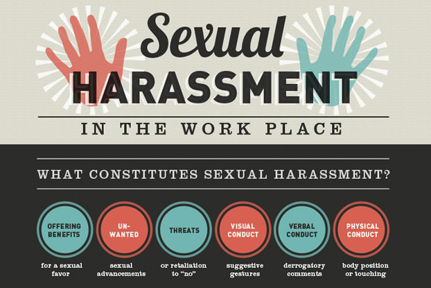 How I Suffered Sexual Harassment At Workplace And What I -8337