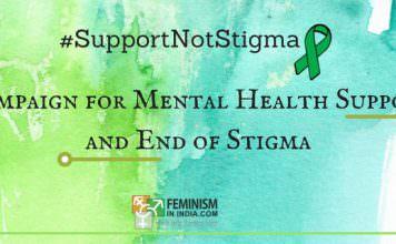 Mental Health: We Need #SupportNotStigma