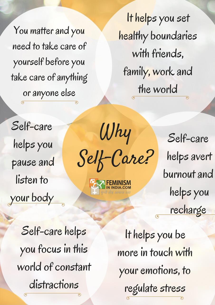 Self-Care, Mental Health And Feminist Warriors