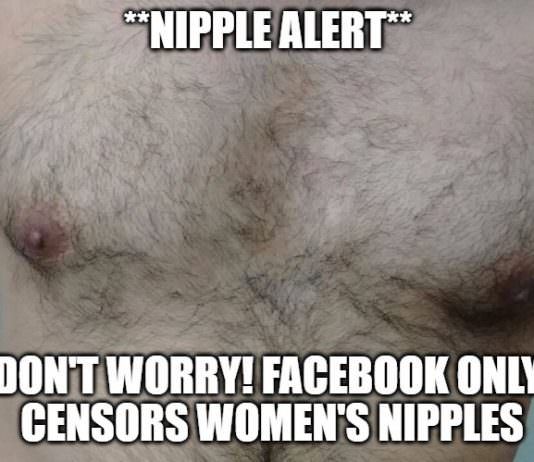 Why Is Facebook Terrified Of Women's Nipples?