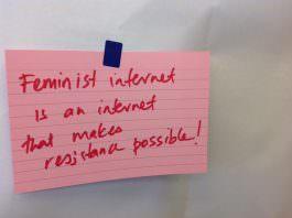 How Do You Imagine A Feminist Internet?