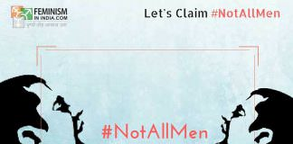 Dear Men, You Win. #NotAllMen