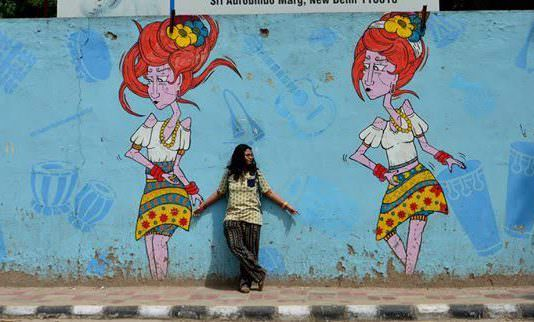Find Pleasure Pockets In Delhi With This Digital Map
