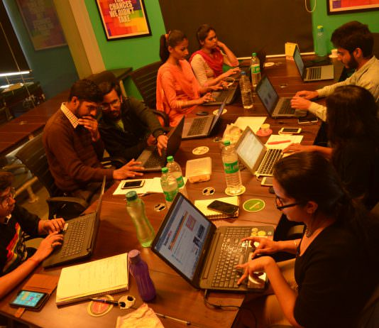 Wikipedia Edit-a-thon: Online Social Movements