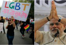 Prime Minister Modi & India's LGBT