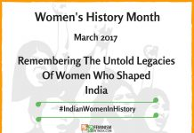 #IndianWomenInHistory: Remembering The Untold Legacies of Indian Women
