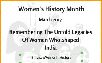 #IndianWomenInHistory: Remembering The Untold Legacies of Indian Women