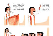 Comic: Valentine's Day Special - Anti-National Love
