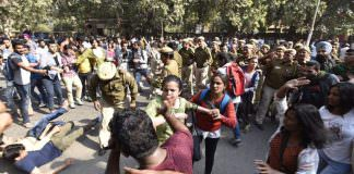 The Ruckus At Ramjas College