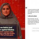 A Bohra Woman Speaking Against FGM/C