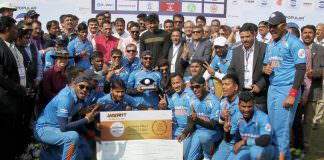 Blind T20: India Beat Pakistan By 9 Wickets To Win T20 Blind World Cup