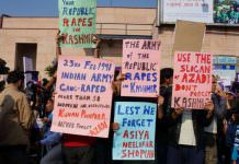 Protests About Kunan Poshpora Mass Rape