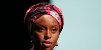 Adichie commented on Trans women