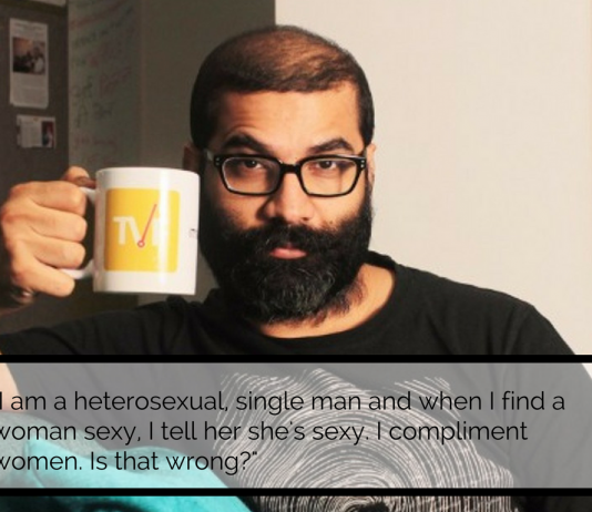 Arunabh Kumar And The Curious Case Of Innocent Flirting