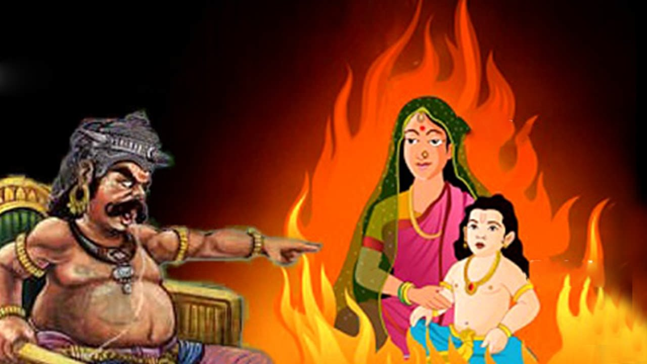Reading Caste In Holi: The Burning Of Holika, A Bahujan Woman | Feminism in India