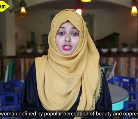 The Truth About Burqa By Zainab Rashid