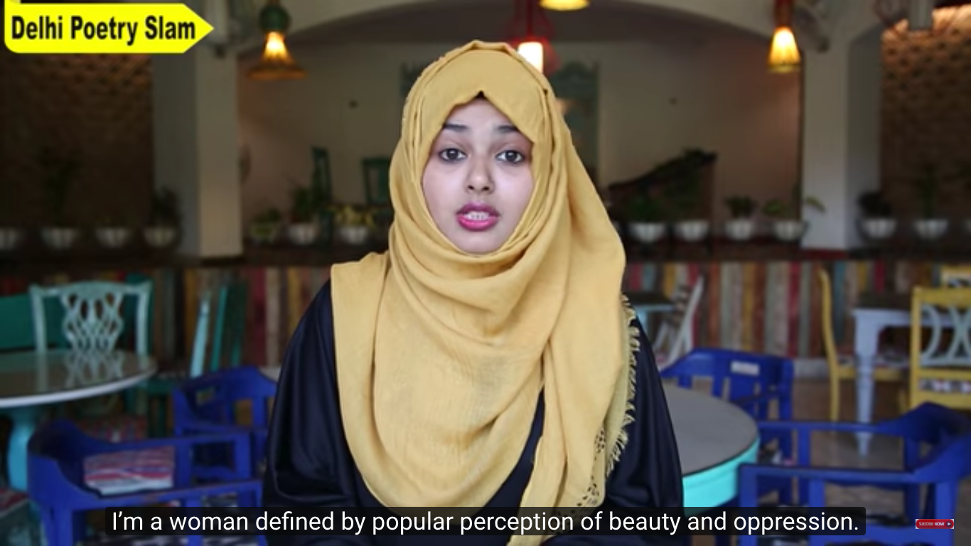 religion archives feminism in the truth about burqa one young muslim w s powerful spoken word poem about her choice to wear a burqa