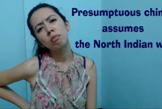 Watch: Northeastern Woman Brilliantly Tackles Racial Stereotypes Using Satire