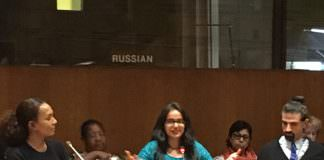FII At UN Women's 61st Commission On The Status of Women (CSW)