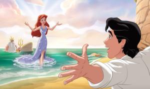 "Ariel's ""Happy Ending"""