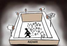 #MyBodyMyRights & Aadhar