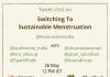Tweetchat on Sustainable Menstruation