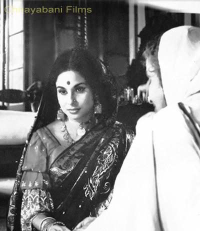 A scene from Tagore's Streer Patra
