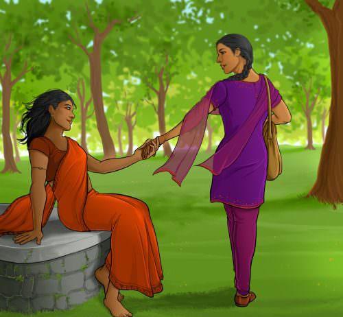 Queer Women In India