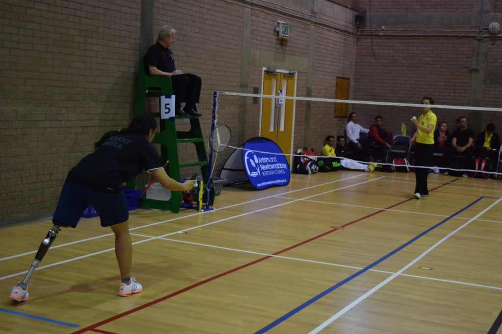 badminton essays The games i like most is badminton all it takes is a willing partner, two rackets and a shuttlecock we do not even need a net junior english essays:.