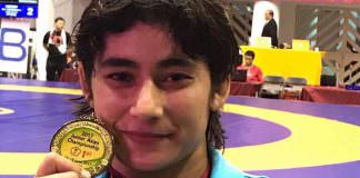Wrestler Pooja Gehlot Wins Gold In Asian Junior Wrestling Championship