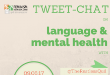 Tweet-Chat on Mental Health