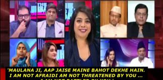 News Anchor Faye D'Souza Shuts Down Sexist Comment