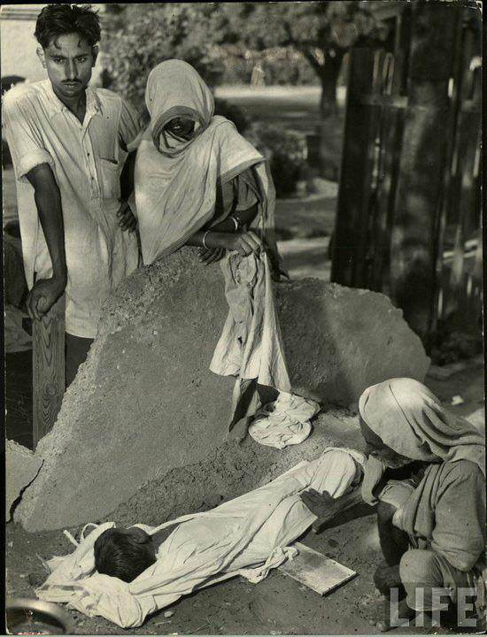 The Partition Of India: A Tale Of Violation Of Women's Rights