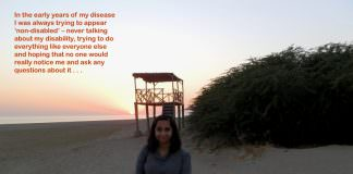 Reflections Of A Person Living With A Rare Muscle Disease