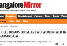 The Media Circus In The Bengaluru 'Lesbian Marriage' Story