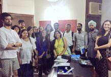 workshop on combatting online violence and digital security