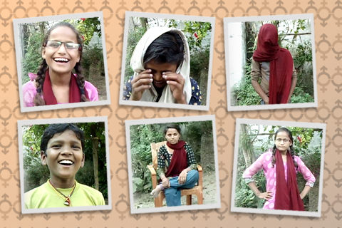 When Children 'Perform' Gender   Feminism in India