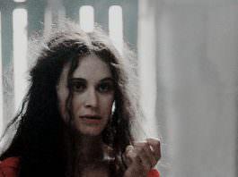 Bertha Mason in Jane Eyre