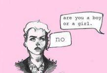 gender nonconforming transgender