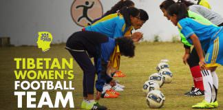 The Team Without A Nation – The Tibetan Women's Football Team