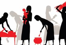 unpaid domestic work