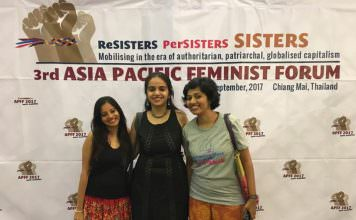 FII At APWLD's 3rd Asia Pacific Feminist Forum
