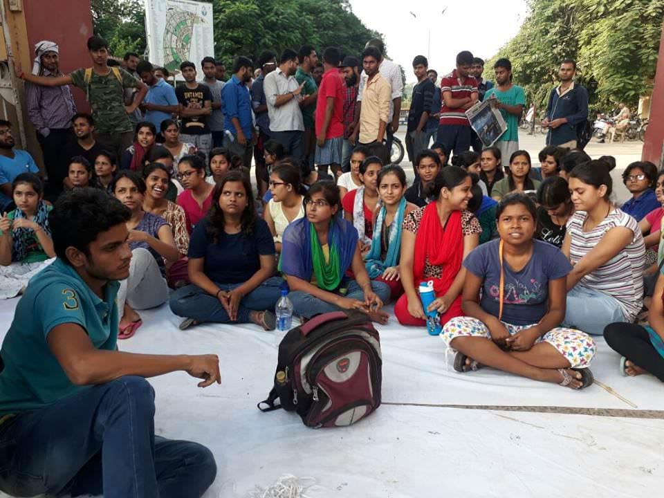 छात्राओं पर लाठीचार्ज, बीएचयू की दमन-नीति का असली रूप है | Feminism In India